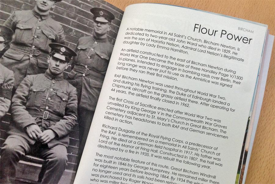 The military history of Bircham Newton