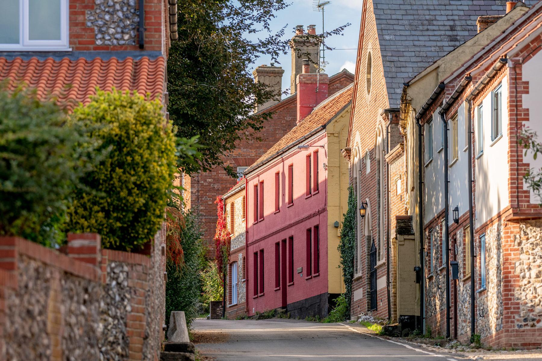 005 Castle Acre Village 2018