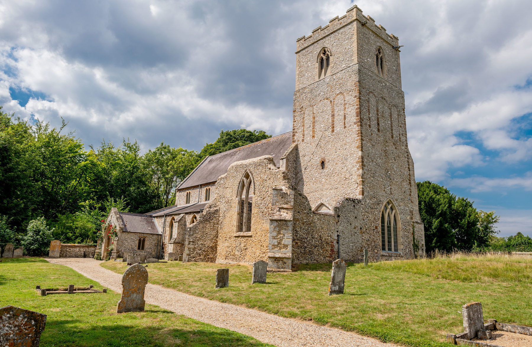 005 Flitcham Church 2018
