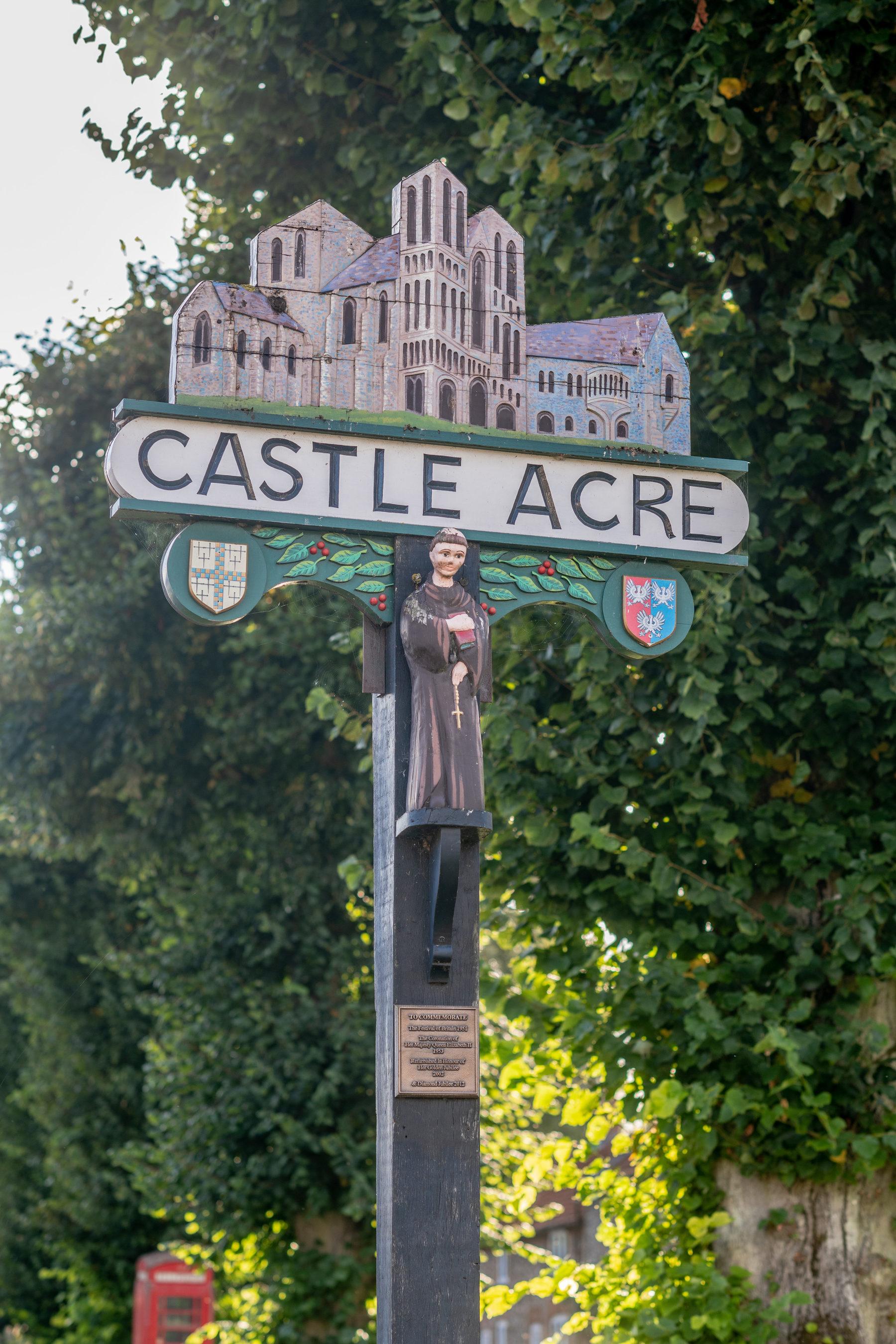 008 Castle Acre Village 2018