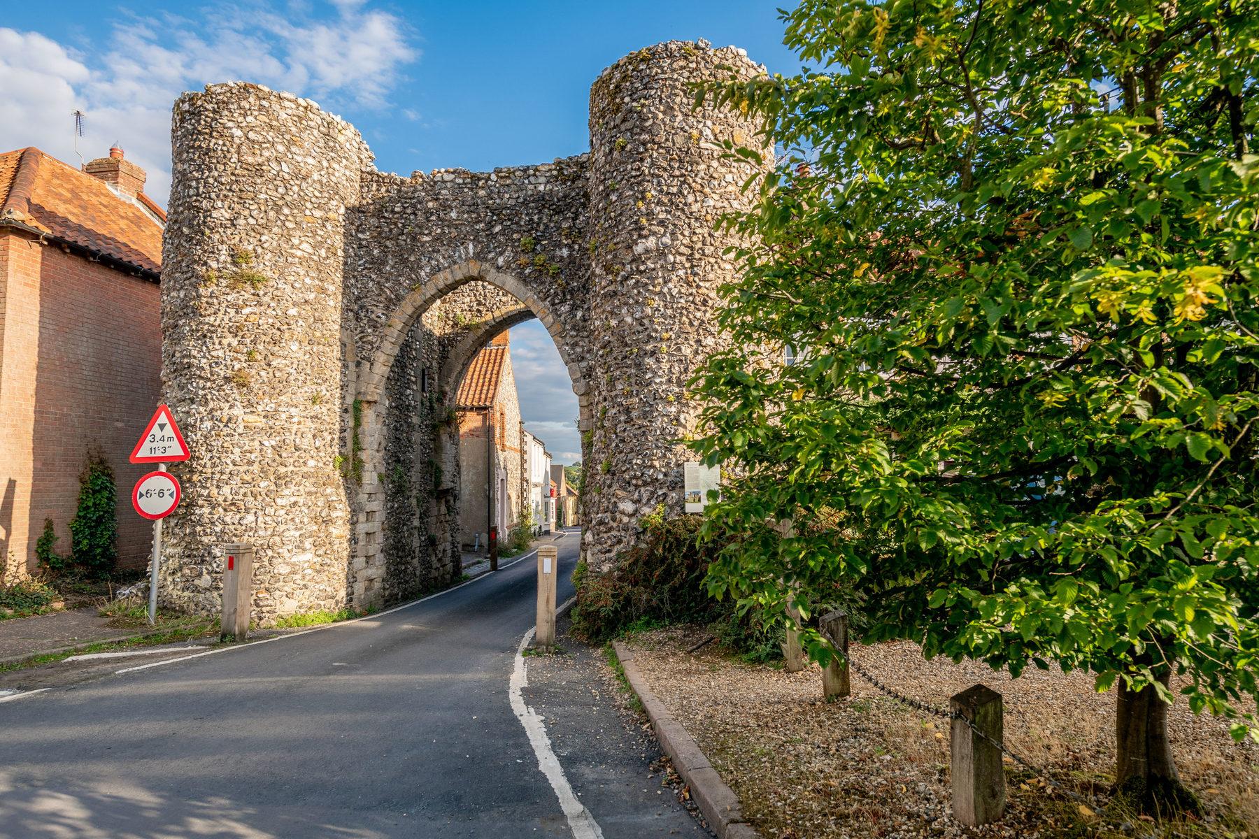 011 Castle Acre Village 2018